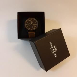 コーチ(COACH)のCOACH 【未使用】メンズ腕時計(腕時計(アナログ))
