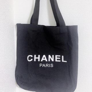 シャネル(CHANEL)のシャネルCHANELトート꙳エコバッグ✩ナイロン買い物バッグ꙳送料無料★お得(エコバッグ)