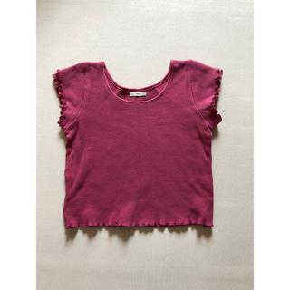 ミスティック(mystic)のmystic ワッフルメローTシャツ(Tシャツ(半袖/袖なし))