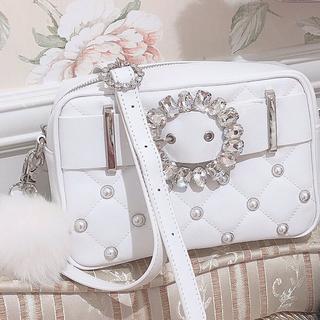 Swankiss - swankiss UT mademoiselle BAG ホワイト