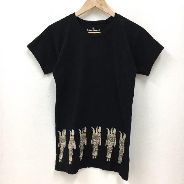 Vivienne Westwood(ヴィヴィアンウエストウッド)の【VW】Tシャツ レディースのトップス(Tシャツ(半袖/袖なし))の商品写真