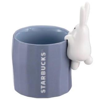 スターバックスコーヒー(Starbucks Coffee)のスタバ スターバックス 台湾 コップ 台湾 20ウサギ デミタスカップ コップ(タンブラー)