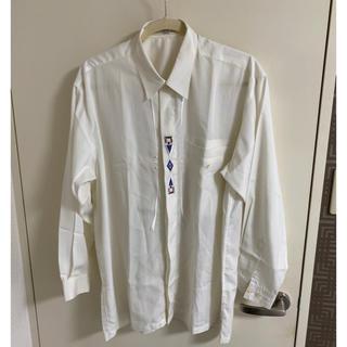 バレンシアガ(Balenciaga)の90s BALENCIAGA 刺繍ロングスリーブシャツ(シャツ)