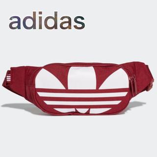 adidas - adidas ボディバッグ ウエストポーチ