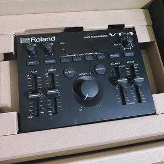 ローランド(Roland)のRoland VT-4 Voice Transformer(エフェクター)