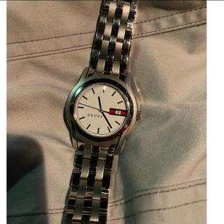 グッチ(Gucci)のGUCCI時計(腕時計(デジタル))