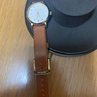 マークバイマークジェイコブス(MARC BY MARC JACOBS)のMARC レディース 腕時計(腕時計)