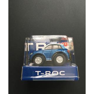 フォルクスワーゲン(Volkswagen)の【最新型】【レア】フォルクスワーゲン T-ROC チョロQ(模型/プラモデル)
