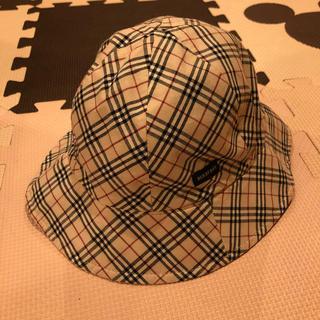 バーバリー(BURBERRY)のBURBERRY ベビー 帽子(帽子)