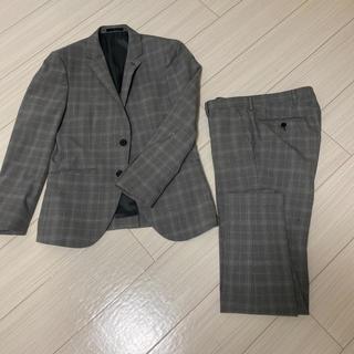 THE SUIT COMPANY - スーツ グレー チェック y3