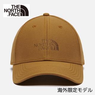 ザノースフェイス(THE NORTH FACE)の海外限定 The North Face 66 Classic hat カーキ(キャップ)
