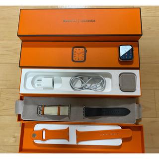 アップルウォッチ(Apple Watch)のApple Watch Series 4 エルメス 44mm(腕時計(デジタル))