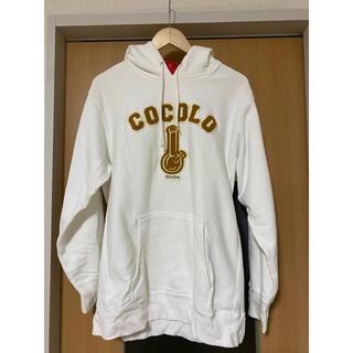 ココロブランド(COCOLOBLAND)のcocolobland パーカー(パーカー)