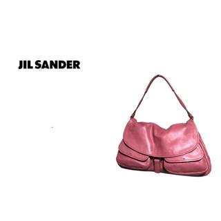 ジルサンダー(Jil Sander)のJIL SANDER レザー ハンドバッグ / ジルサンダー 鞄(ハンドバッグ)