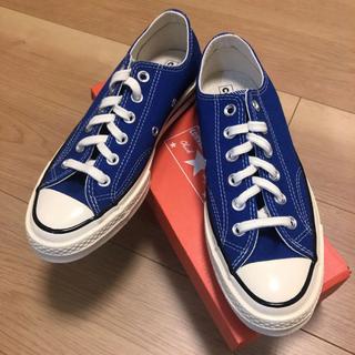 CONVERSE - 最新カラー ConverseチャックテイラーCT70 ラッシュブルー24.5cm
