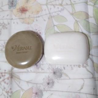 ヴァーナル(VERNAL)のヴァーナル石鹸 (洗顔料)