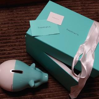 Tiffany & Co. - Tiffany & Co★ティファニー★ピギーバンク 貯金箱