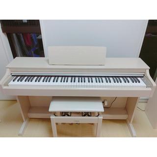 ヤマハ - 電子ピアノ ホワイト YAMAHA ヤマハ アリウス YDP 163WA