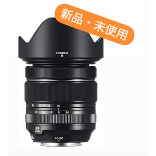 富士フイルム - FUJIFILM 交換レンズ XF16-80mmF4 R OIS WR
