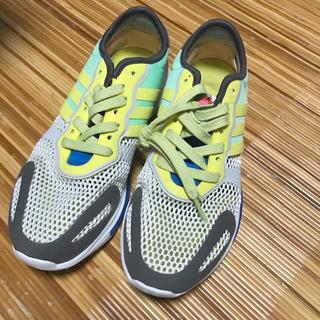 アディダスバイステラマッカートニー(adidas by Stella McCartney)のSTELLASPORT スニーカー 23.5(スニーカー)