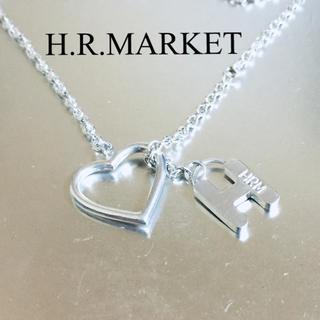 ハリウッドランチマーケット(HOLLYWOOD RANCH MARKET)のハリウッドランチマーケットHスルーネックレス(ネックレス)