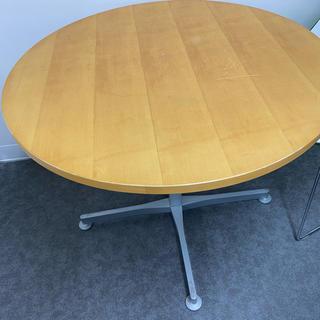 アクタス(ACTUS)のWilkhahn ウィルクハーン ミナモ 丸テーブル 直径90cm(ダイニングテーブル)
