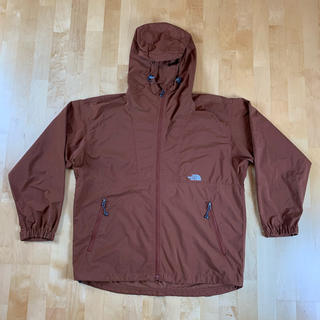 THE NORTH FACE - 【THE NORTH FACE】ザ ノースフェイス ナイロンパーカー 赤茶 M