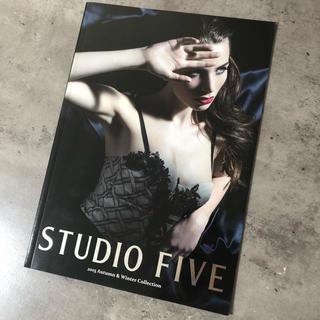 ワコール(Wacoal)のSTUDIO FIVE 2015 AW カタログ スタディオファイブ 秋冬(ファッション)