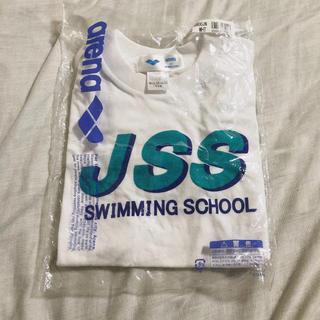 アリーナ(arena)のJSS arena Tシャツ 120cm 未使用(マリン/スイミング)