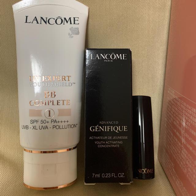 LANCOME(ランコム)のランコム bbコンプリートセット コスメ/美容のベースメイク/化粧品(BBクリーム)の商品写真