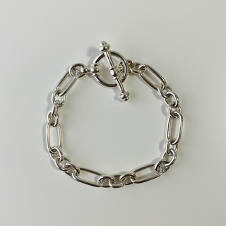 Tiffany & Co. - 日本未発売 Tiffany&co. Chain Toggle Bracelet