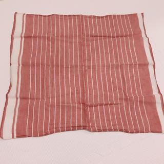 ムジルシリョウヒン(MUJI (無印良品))の無印良品 ハンカチ 45cm(ハンカチ)