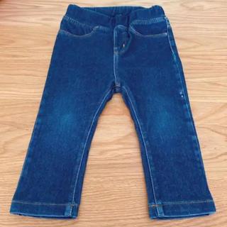 ムジルシリョウヒン(MUJI (無印良品))の無印良品 デニム パンツ 80センチ(パンツ)
