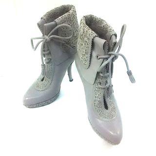 クリスチャンディオール(Christian Dior)のクリスチャンディオール ショートブーツ 35(ブーツ)