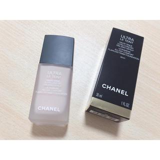 CHANEL - CHANEL シャネル ファンデ ウルトラルタンフリュイドBD-01