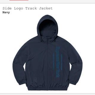 シュプリーム(Supreme)のsupreme side logo Track  jacket シュプリーム (ナイロンジャケット)
