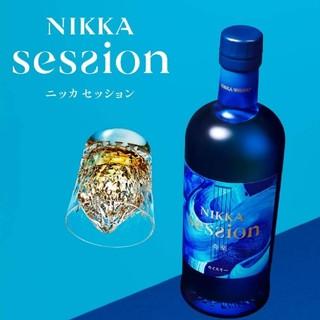 アサヒ - ニッカ セッション ウイスキー 700ml 2本セット