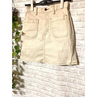 スライ(SLY)のSLY jeans    ミニスカート XS(ミニスカート)