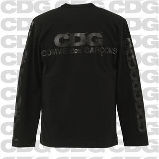 コムデギャルソン(COMME des GARCONS)のコムデギャルソン LONG SLEEVE T-SHIRT MONOCHROME(Tシャツ/カットソー(七分/長袖))