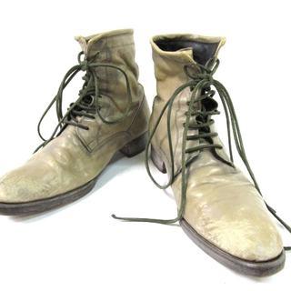 ミハラヤスヒロ ショートブーツ 27 メンズ(ブーツ)
