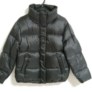 プラステ(PLST)のプラステ ダウンジャケット サイズS 黒(ダウンジャケット)