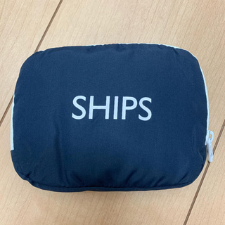 シップス(SHIPS)のYANASE×SHIPS コラボエコバック 10%割引券付き(エコバッグ)