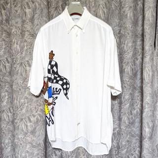 カステルバジャック(CASTELBAJAC)のCASTELBAJACカステルバジャック半袖シャツ(シャツ)