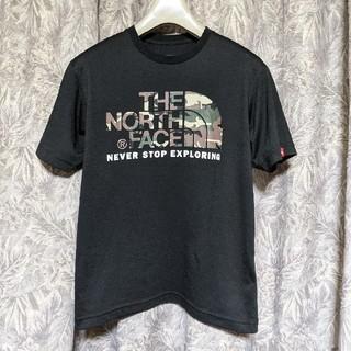ザノースフェイス(THE NORTH FACE)のノースフェイス迷彩ロゴTシャツ(Tシャツ/カットソー(半袖/袖なし))