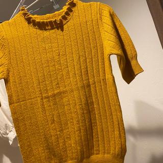ウィゴー(WEGO)のニット トップス(Tシャツ(半袖/袖なし))