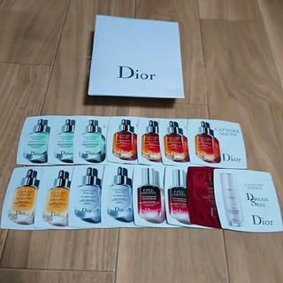 Dior - ディオール 美容液 サンプルセット