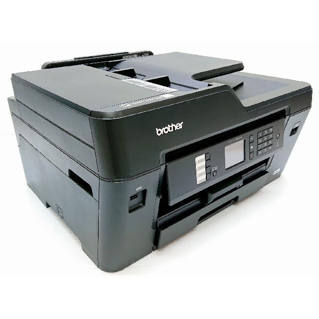 brother(ブラザー)のbrother MFC-J6580CDW スマホ/家電/カメラのPC/タブレット(PC周辺機器)の商品写真