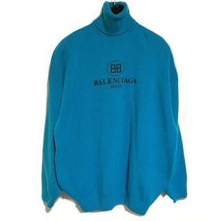 バレンシアガ(Balenciaga)のバレンシアガ 長袖セーター サイズ36 S(ニット/セーター)
