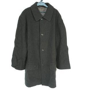 バーニーズニューヨーク(BARNEYS NEW YORK)のバーニーズ コート メンズ新品同様  冬物(その他)