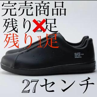 ムーンスター(MOONSTAR )の810s moonstar KITCHE BLACK 27cm(スニーカー)
